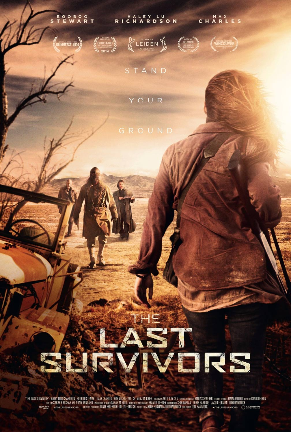 The Last Survivors Poster #1