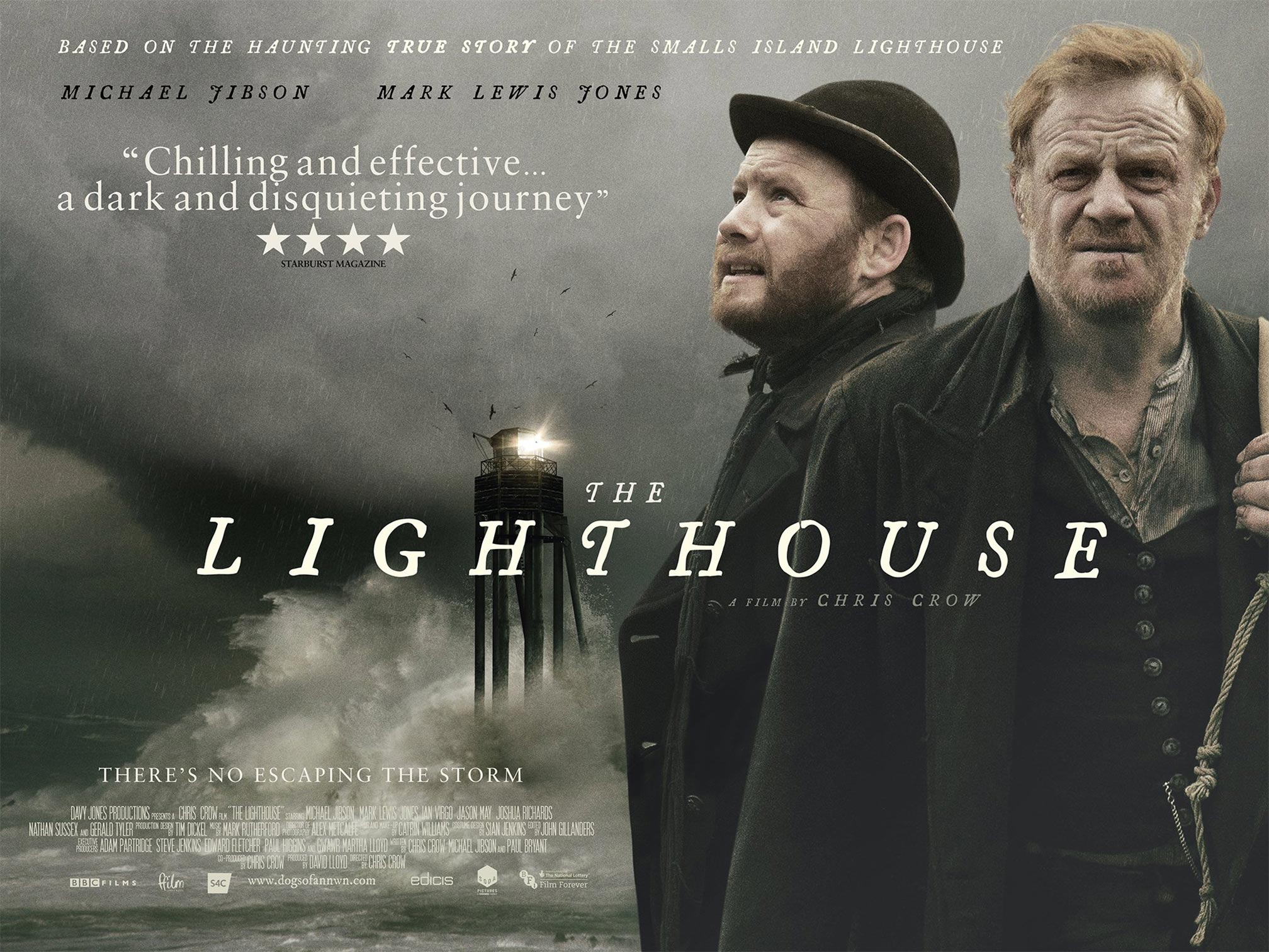 The Lighthouse Poster #1