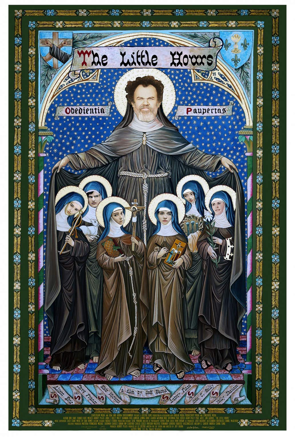The Little Hours Poster #1