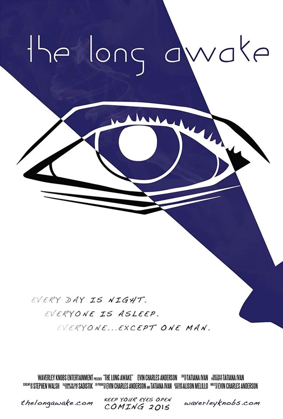 The Long Awake Poster #1