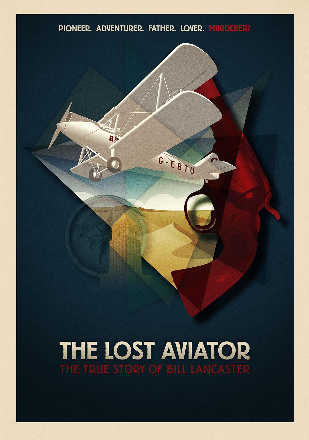 The Lost Aviator Poster #1