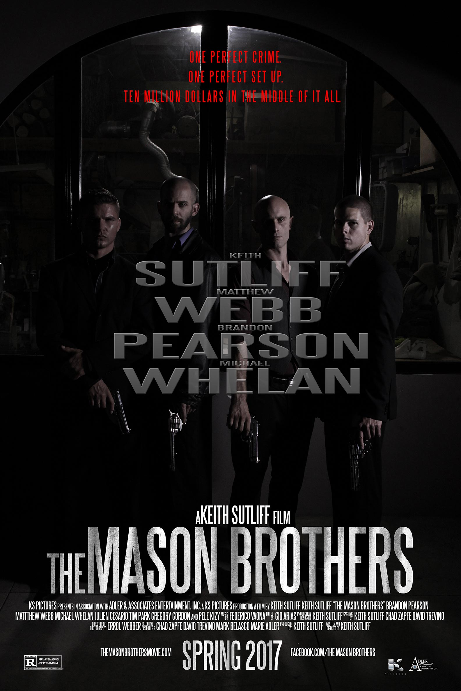 The Mason Brothers Poster #1