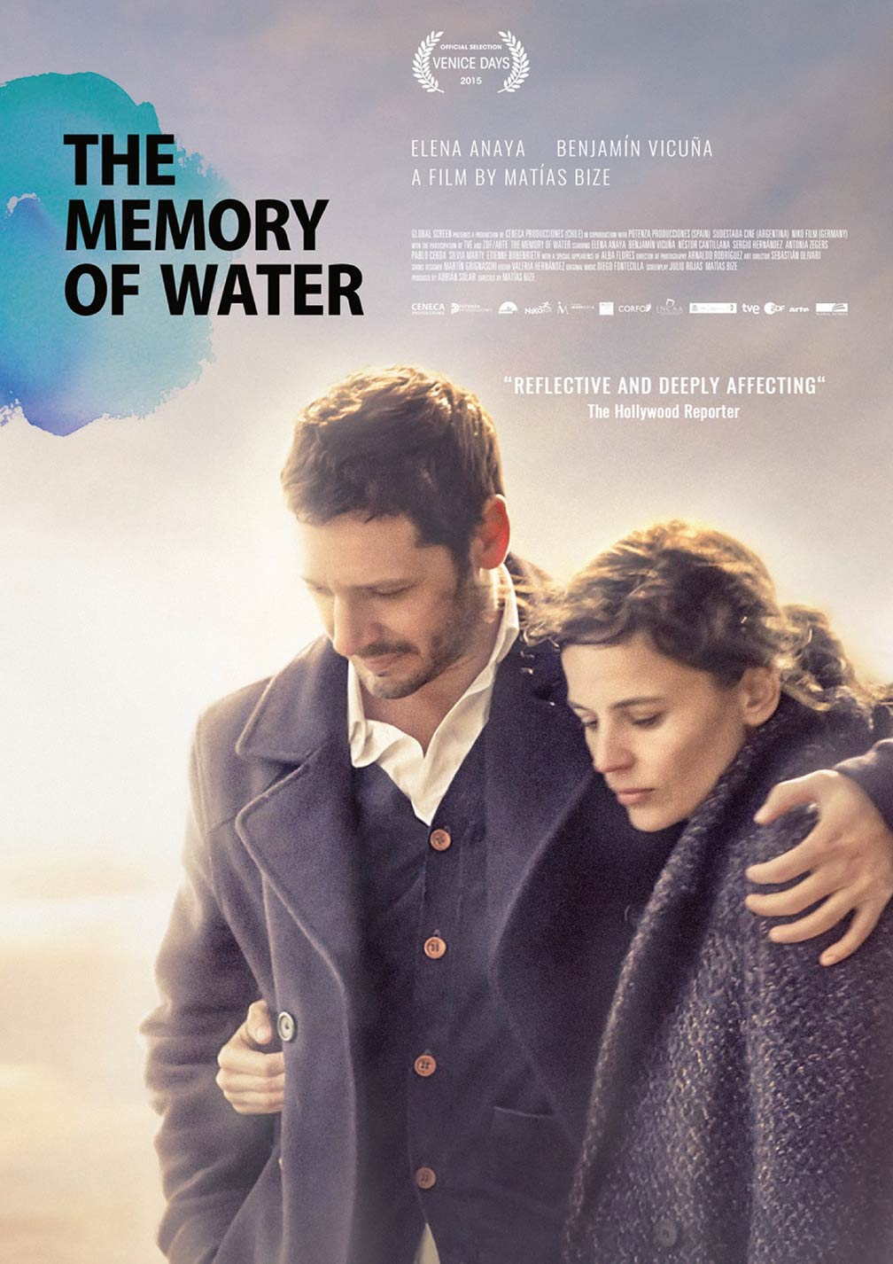 The Memory of Water Poster #1