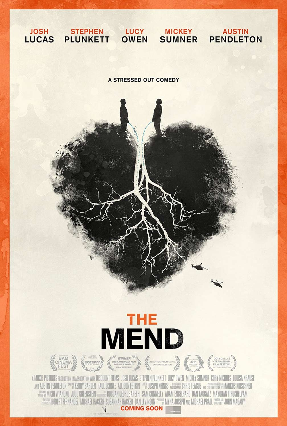 The Mend Poster #1