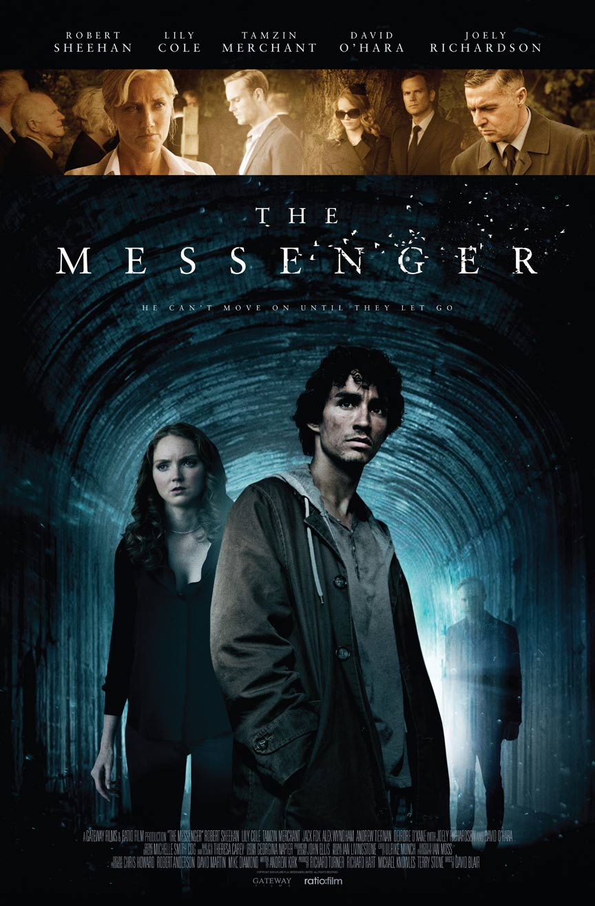 The Messenger Poster #1