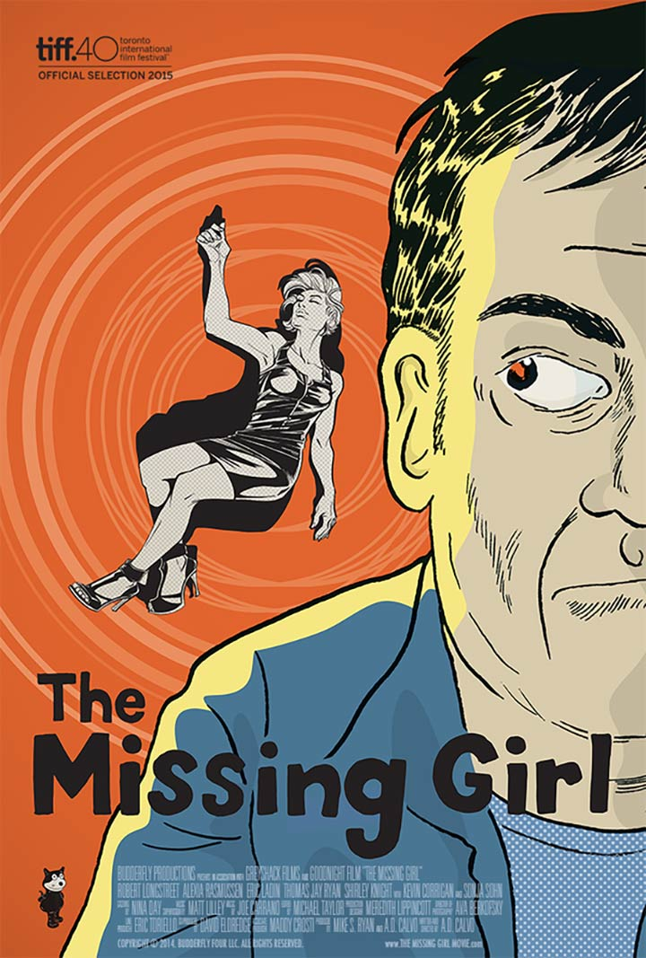 The Missing Girl Poster #1