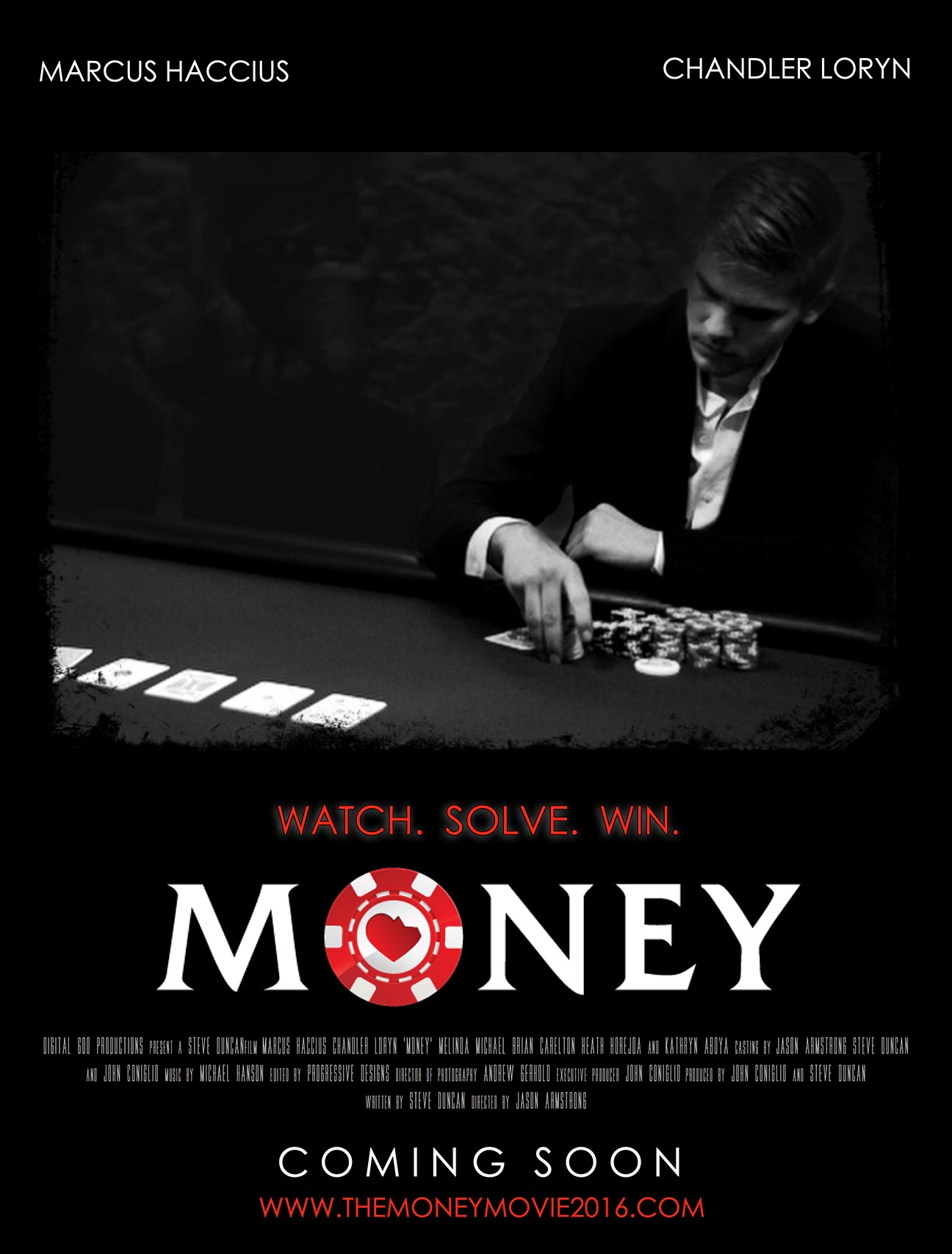 The Money Movie Poster #1