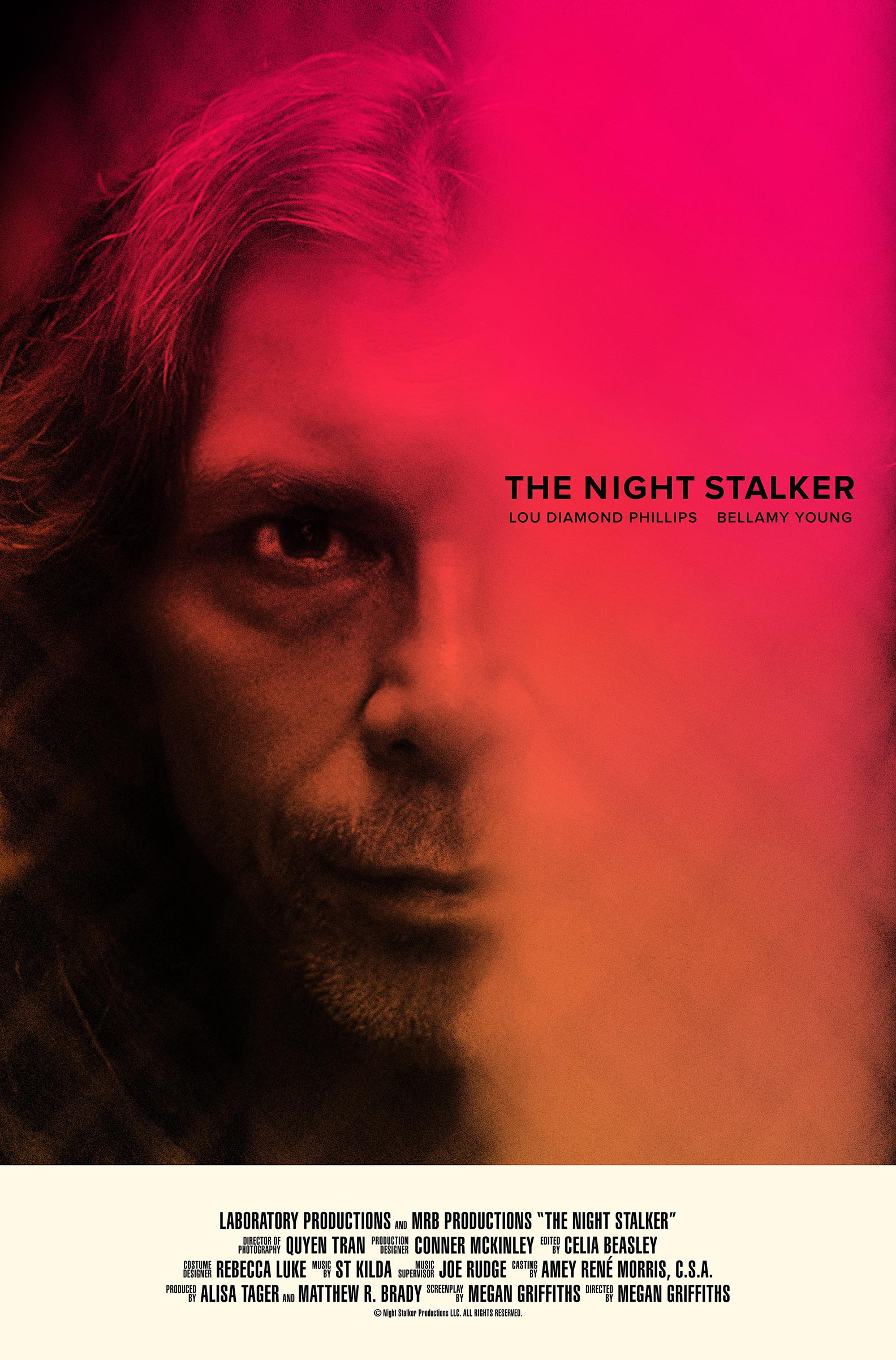 The Night Stalker Poster #1