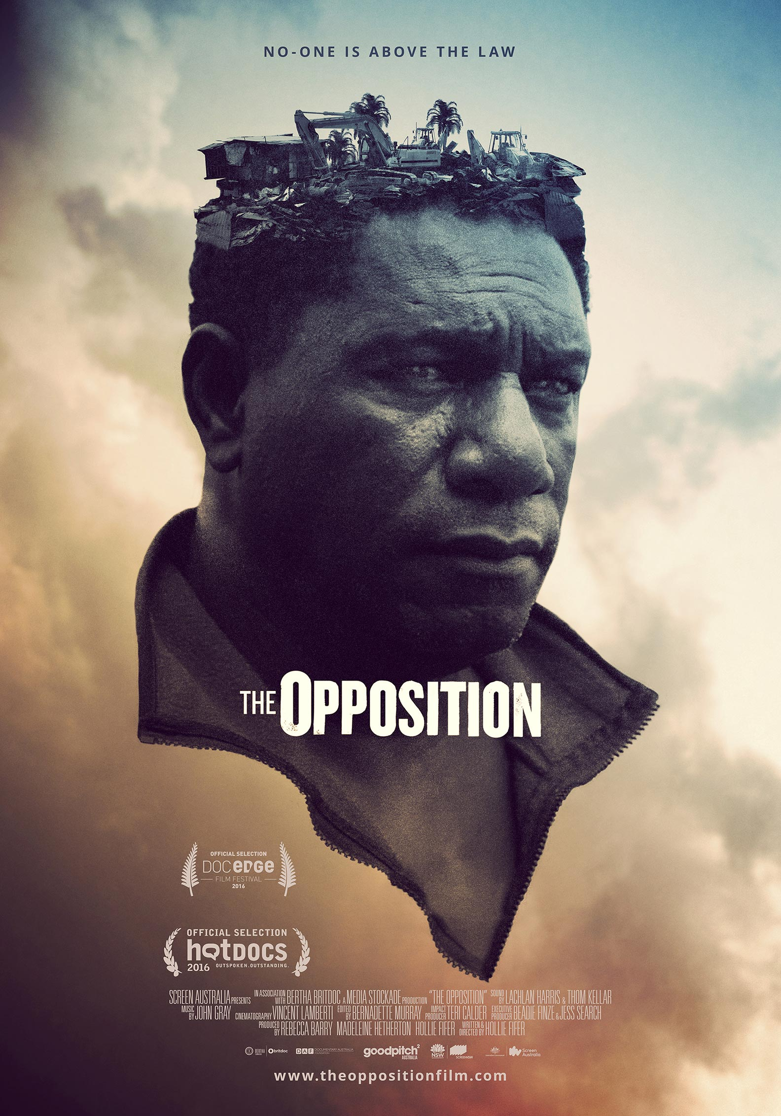 The Opposition Poster #1
