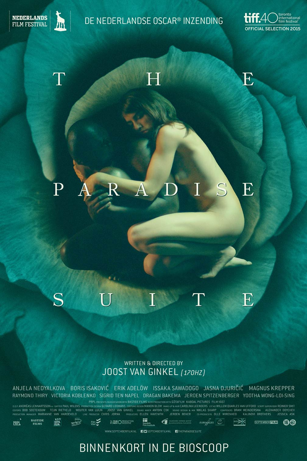 The Paradise Suite Poster #1