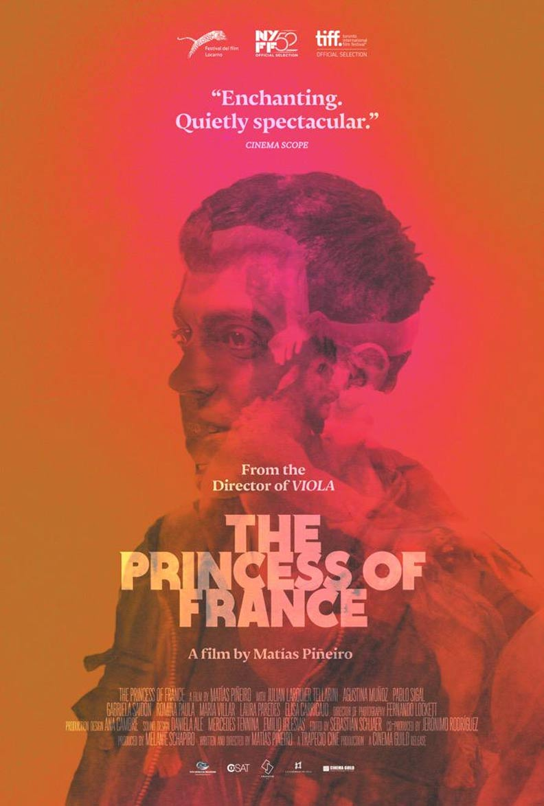 The Princess of France Poster #1