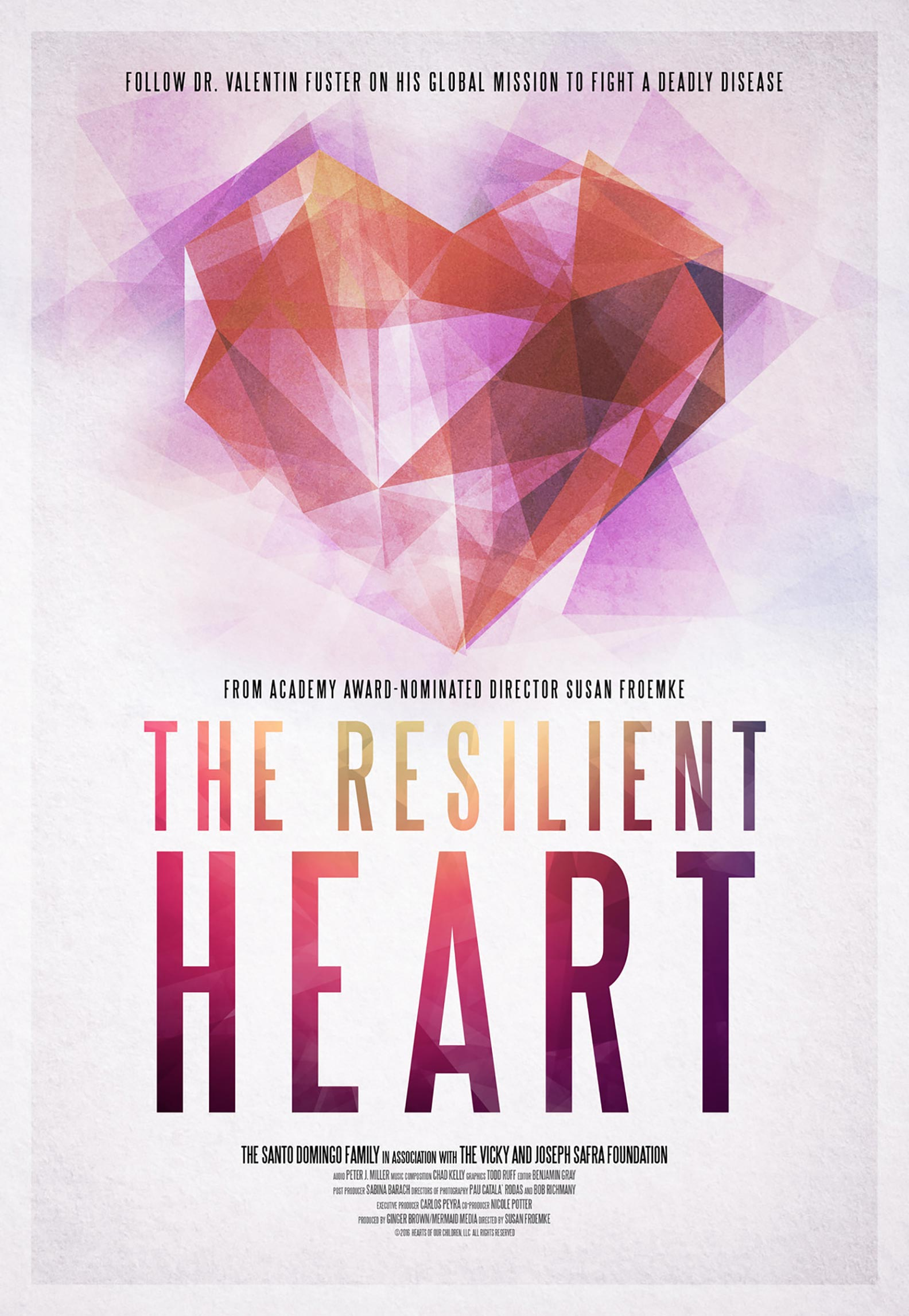 The Resilient Heart Poster #1