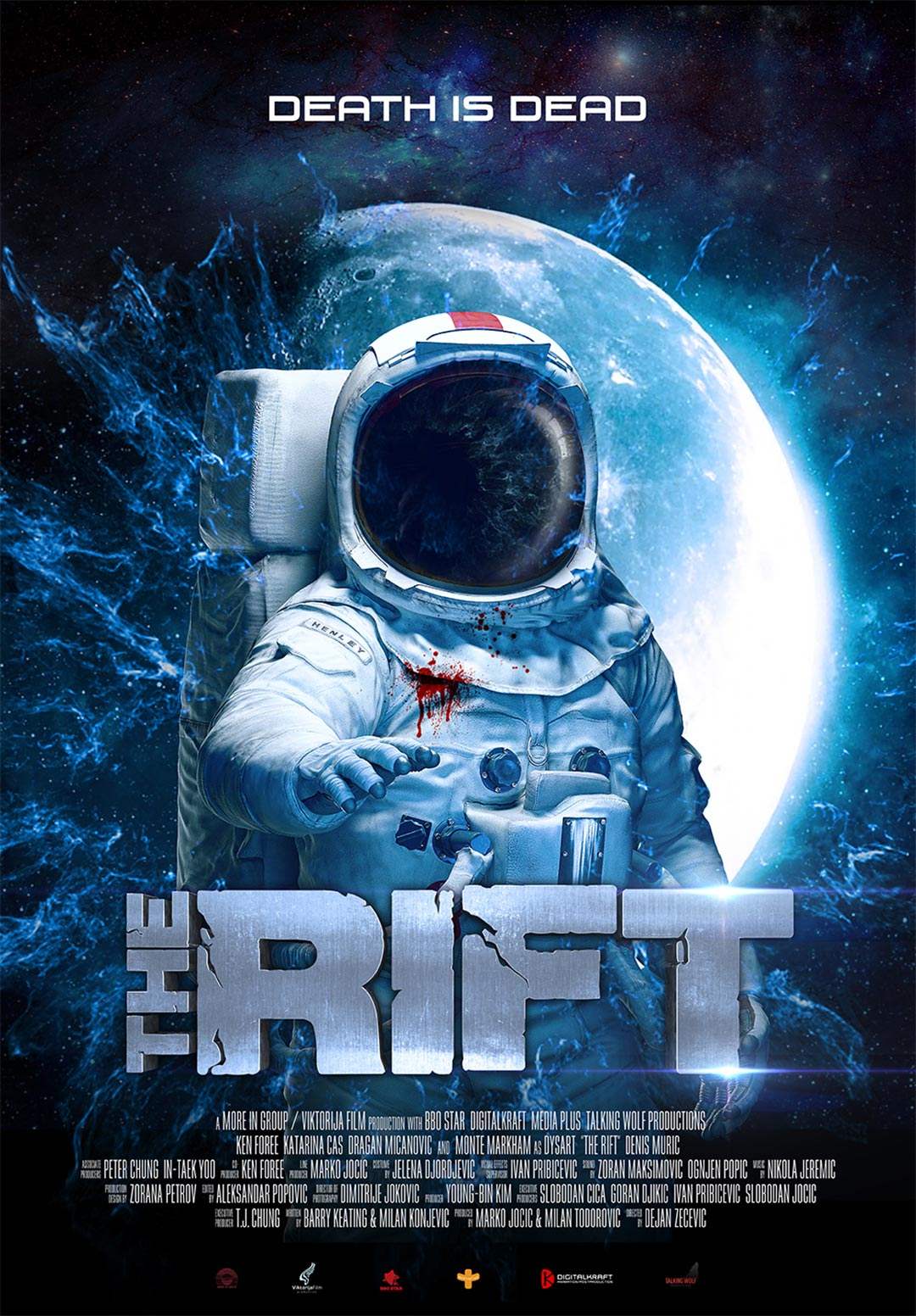 The Rift: Dark Side of the Moon Poster #1