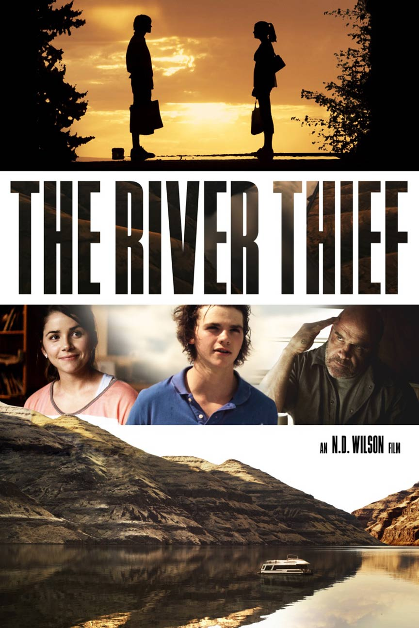 The River Thief Poster #1