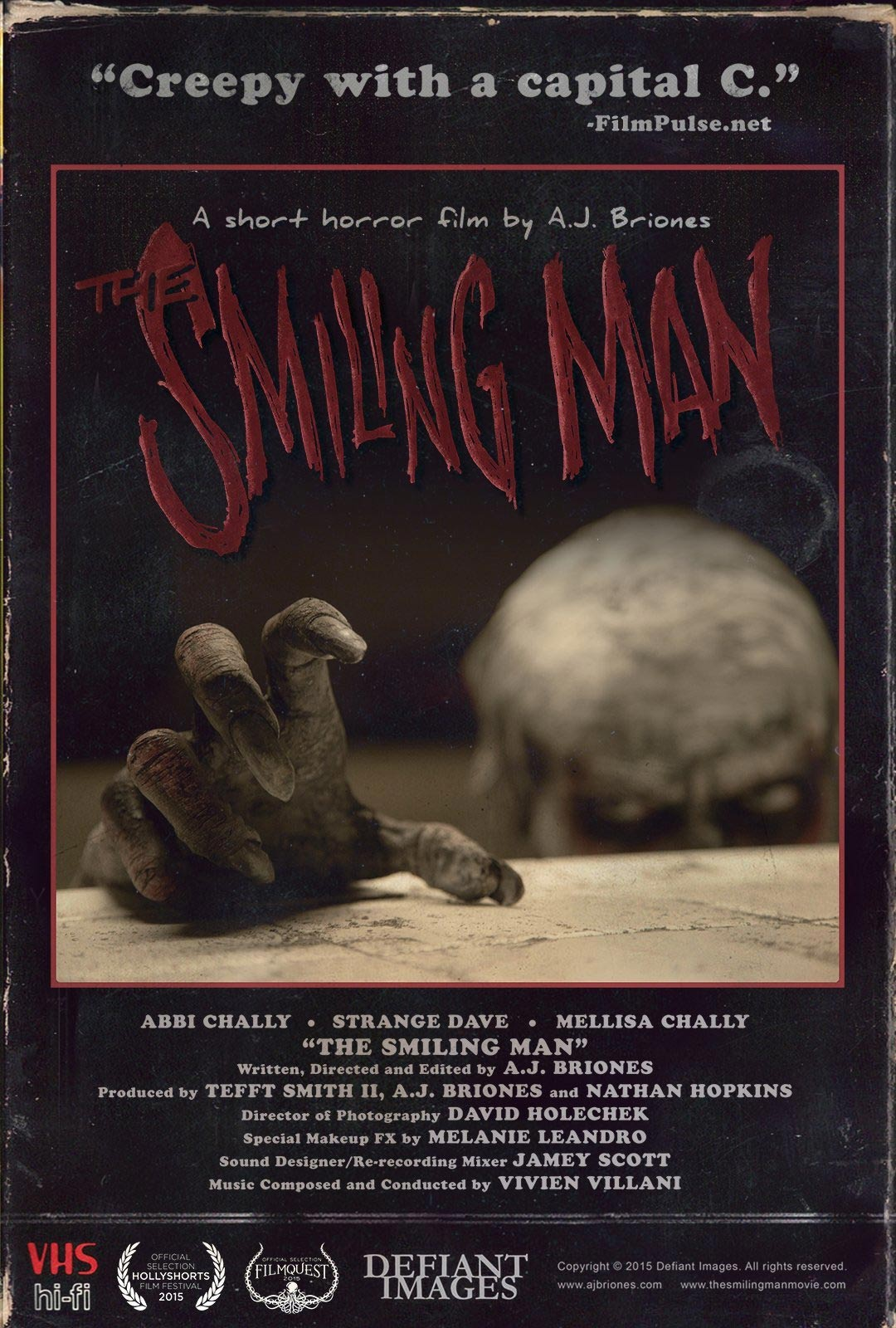 The Smiling Man Poster #1