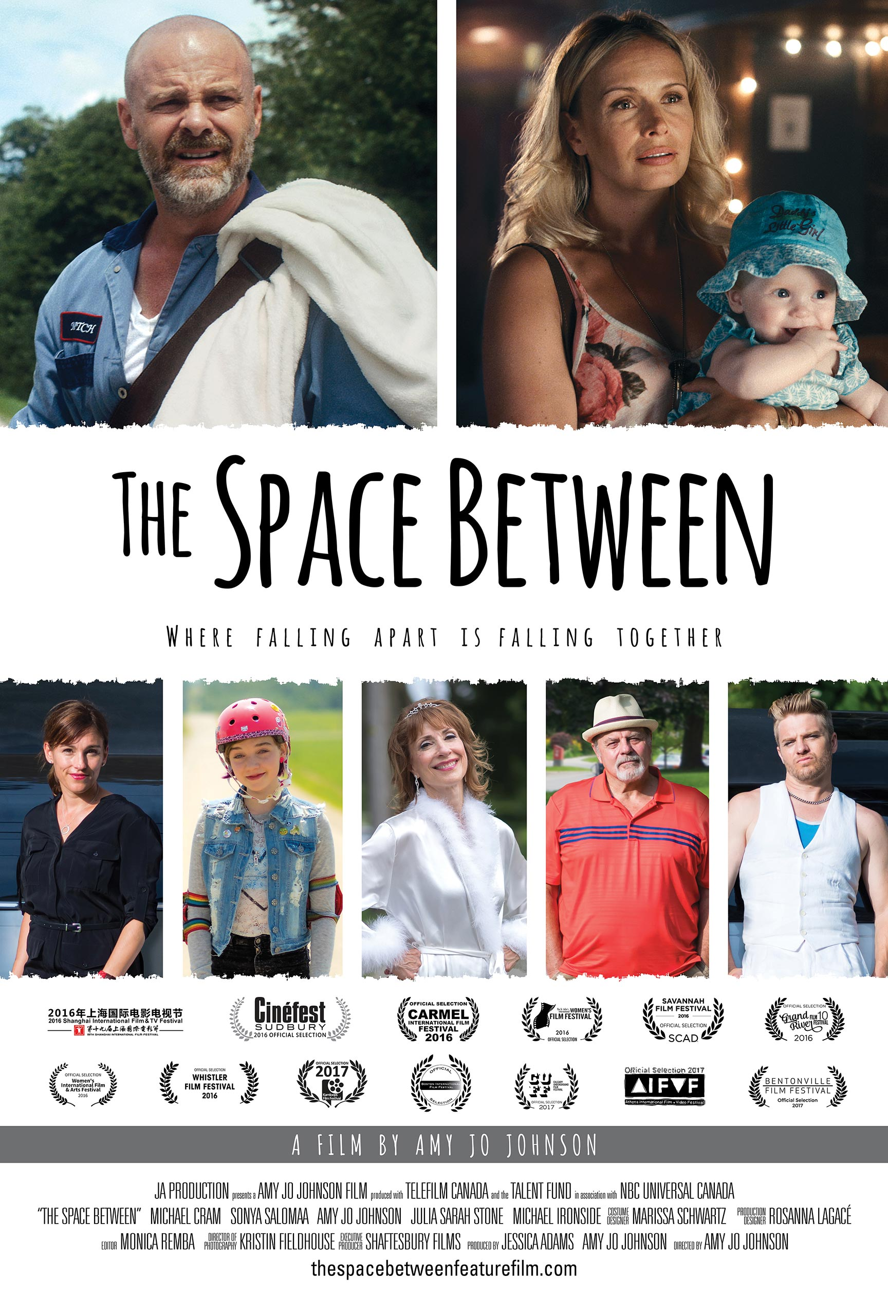 The Space Between Poster #1