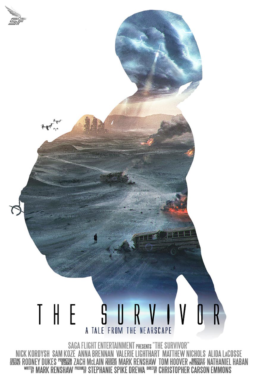 The Survivor Poster #1