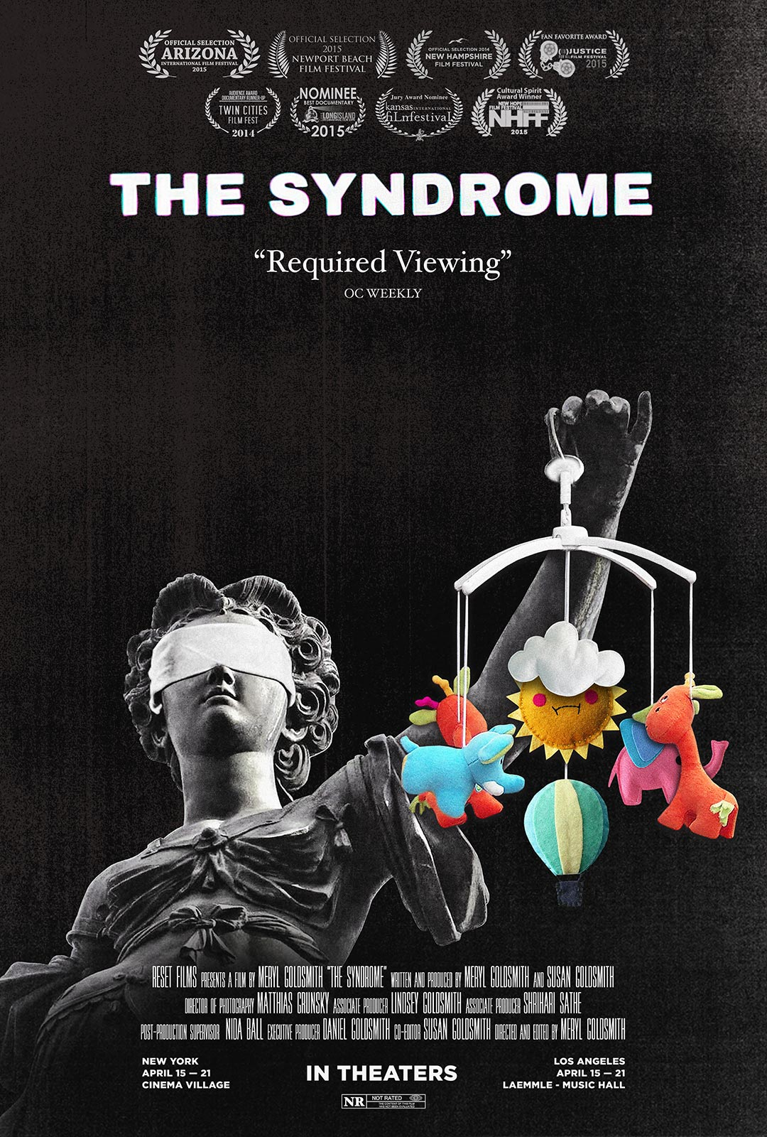 The Syndrome Poster #1