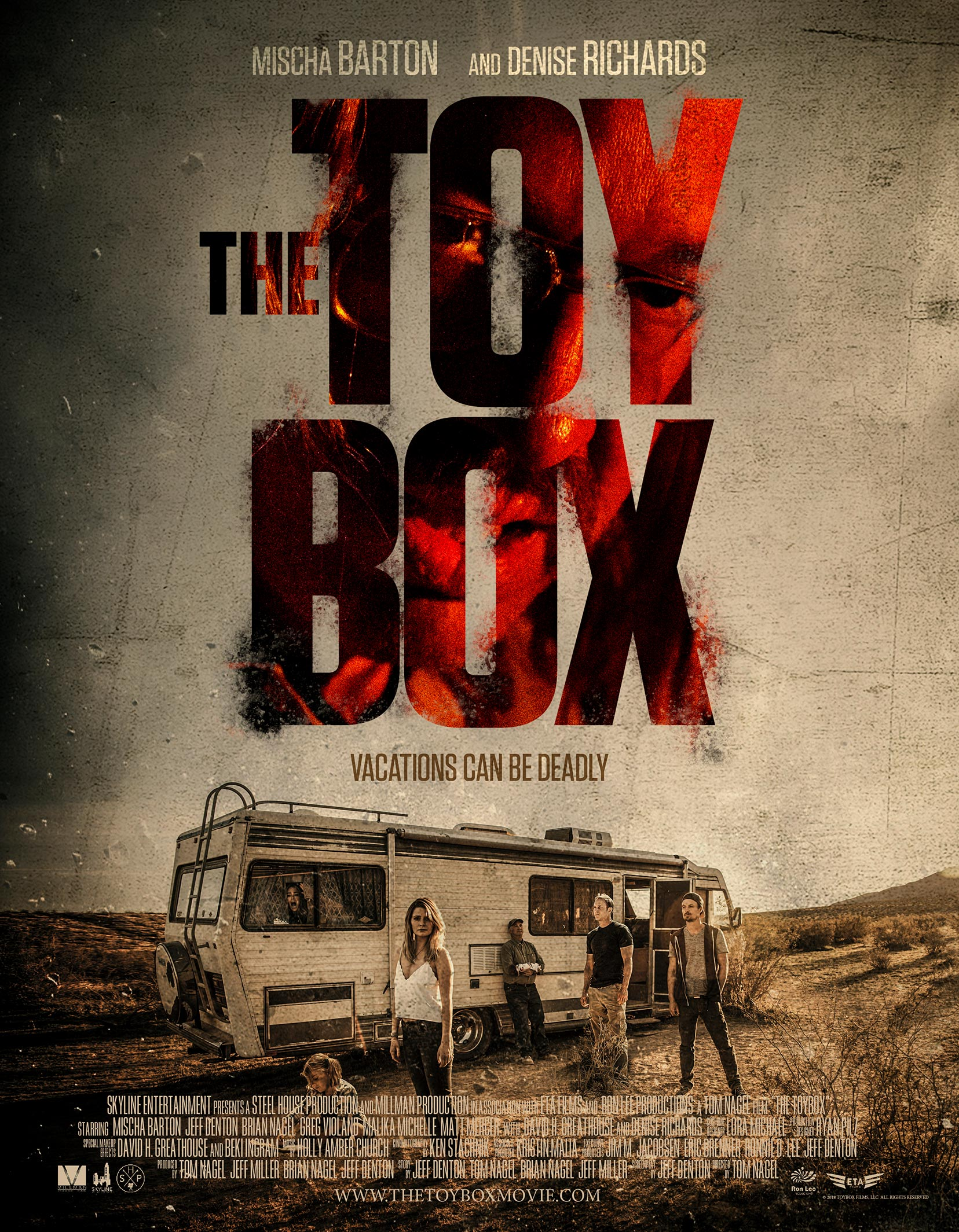 The Toybox Poster #1