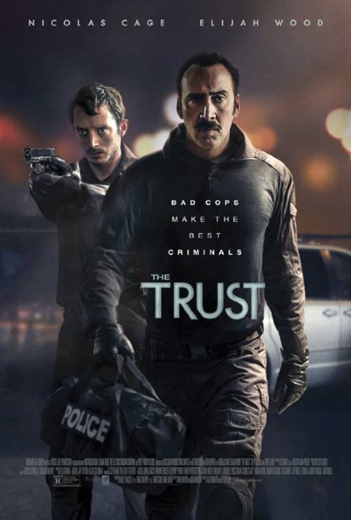 The Trust Poster #1
