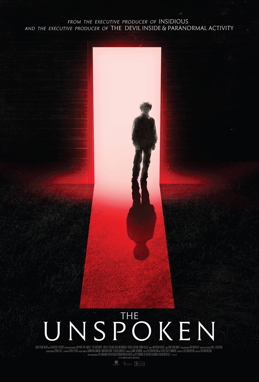 The Unspoken Poster #1