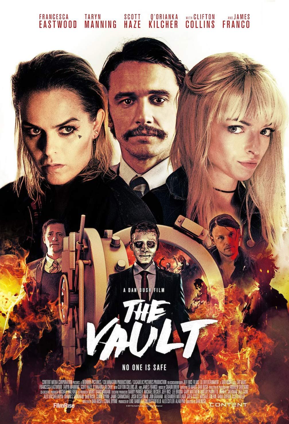 The Vault Poster #1