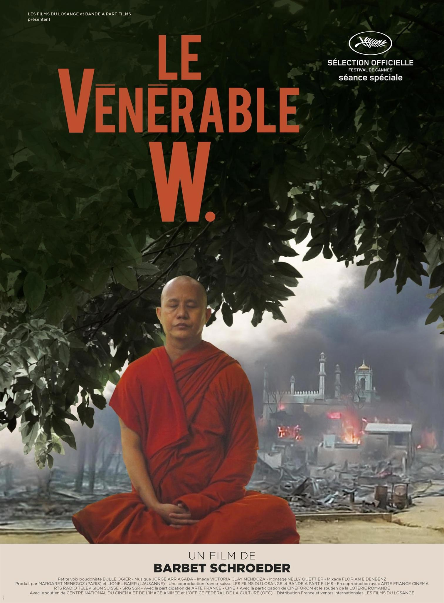 The Venerable W. Poster #1