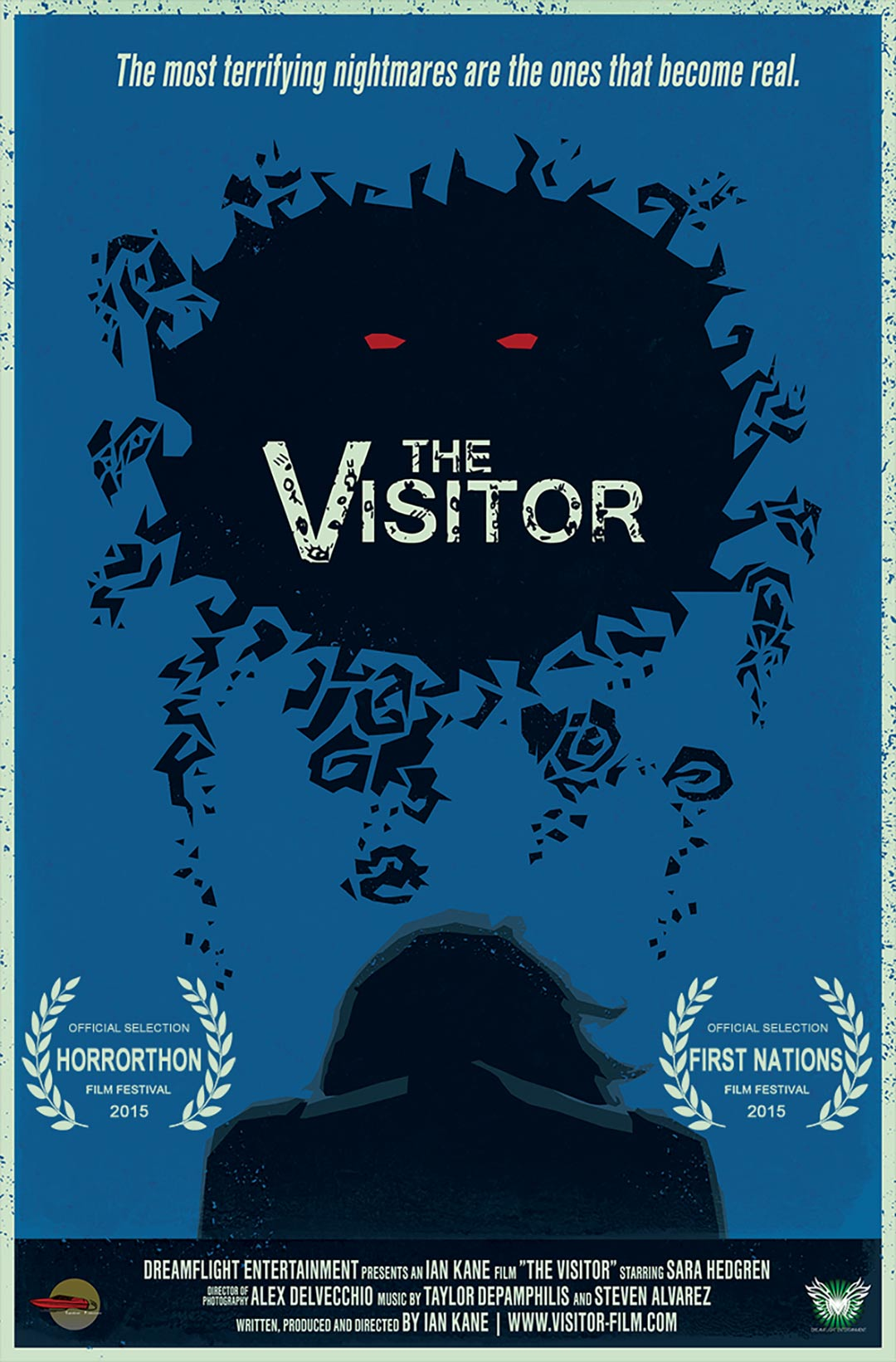 The Visitor Poster #1