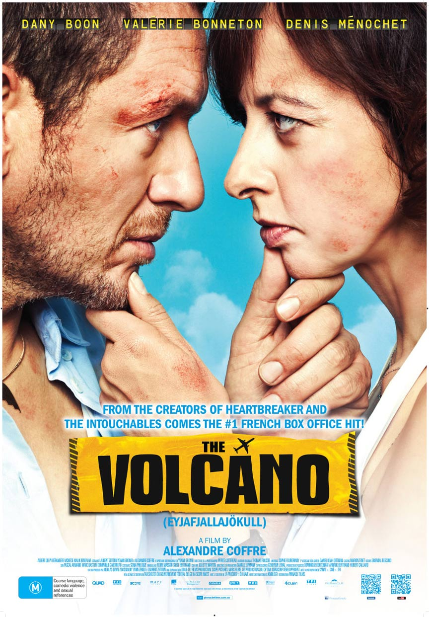 The Volcano Poster #1