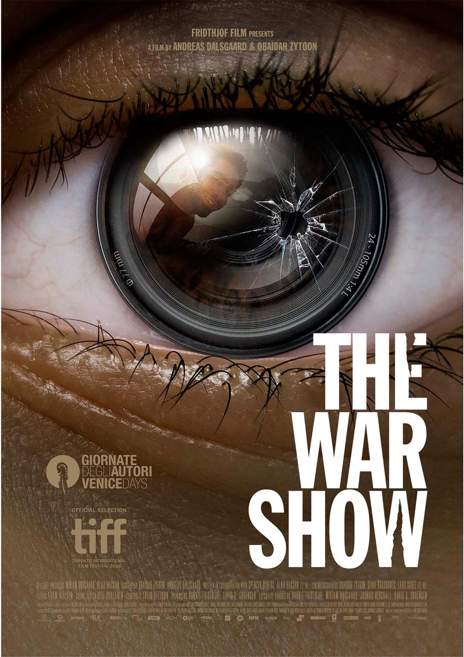 The War Show Poster #1