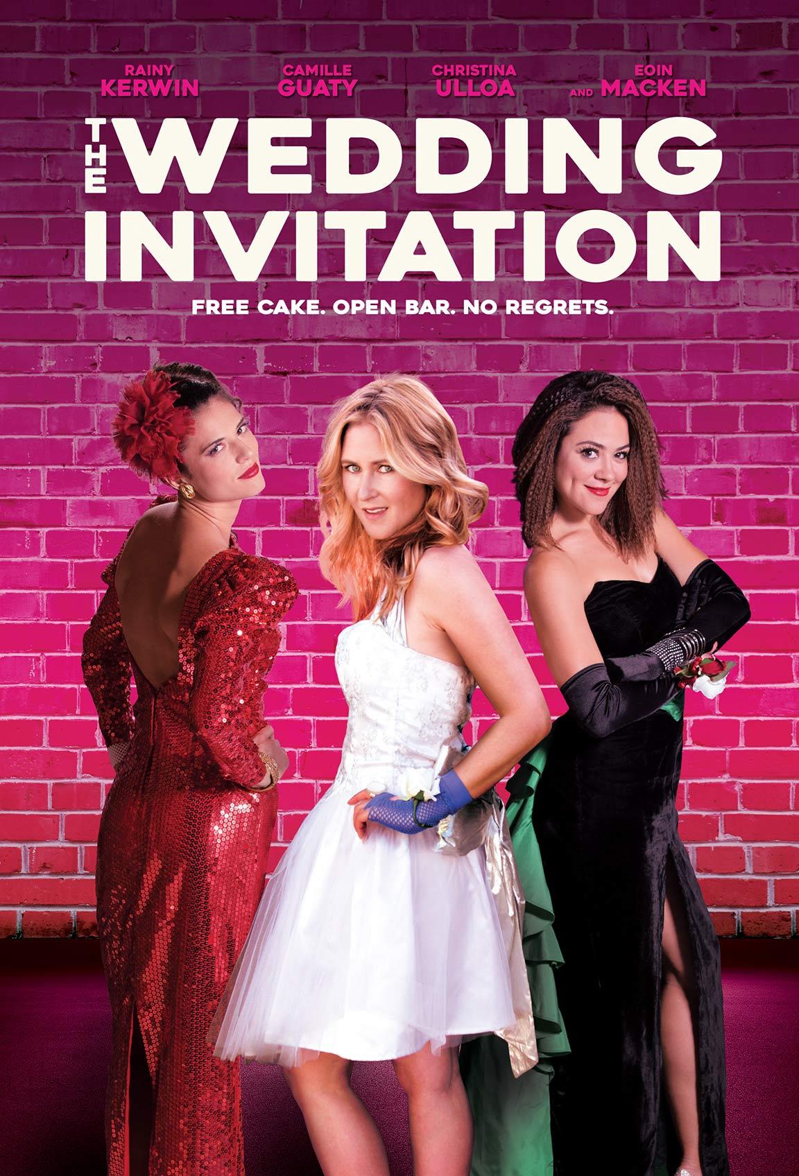 The Wedding Invitation Poster #1