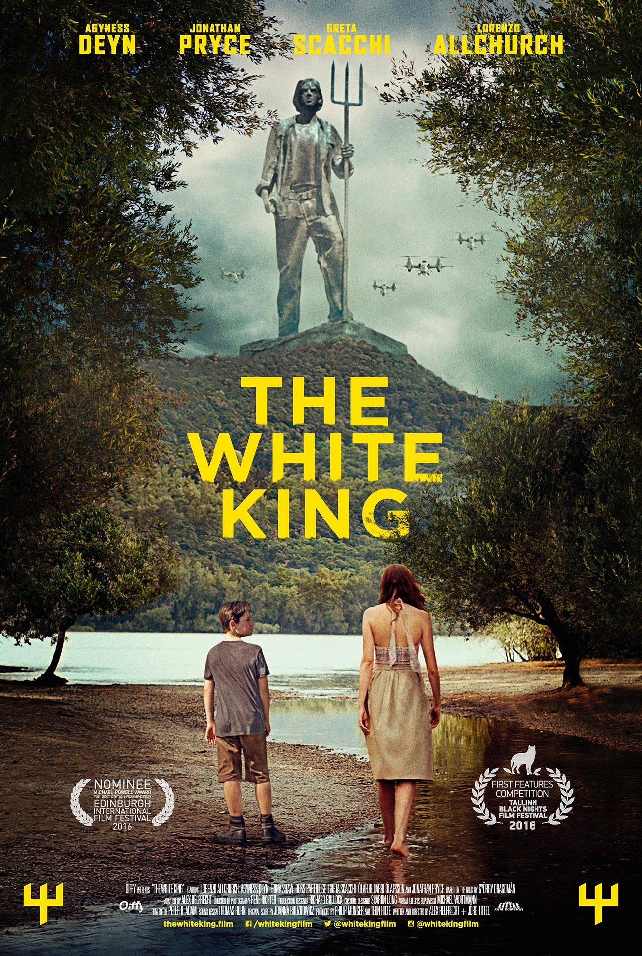 The White King Poster #3