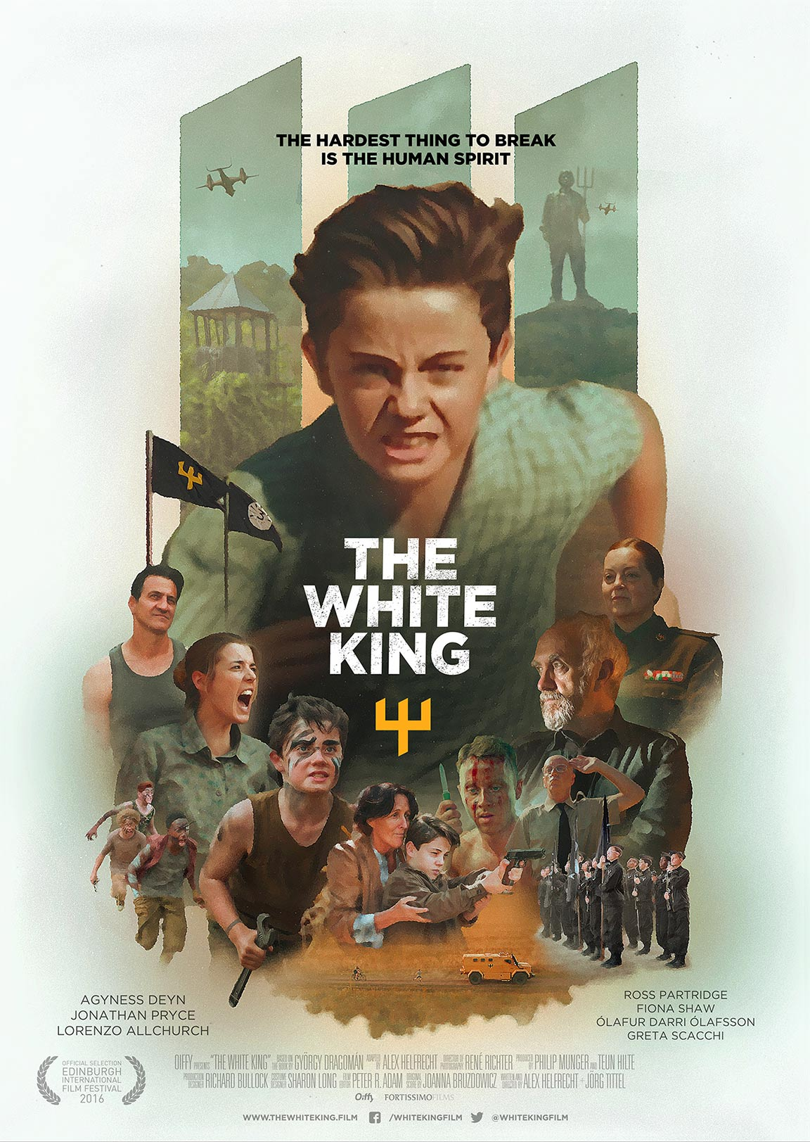 The White King Poster #1