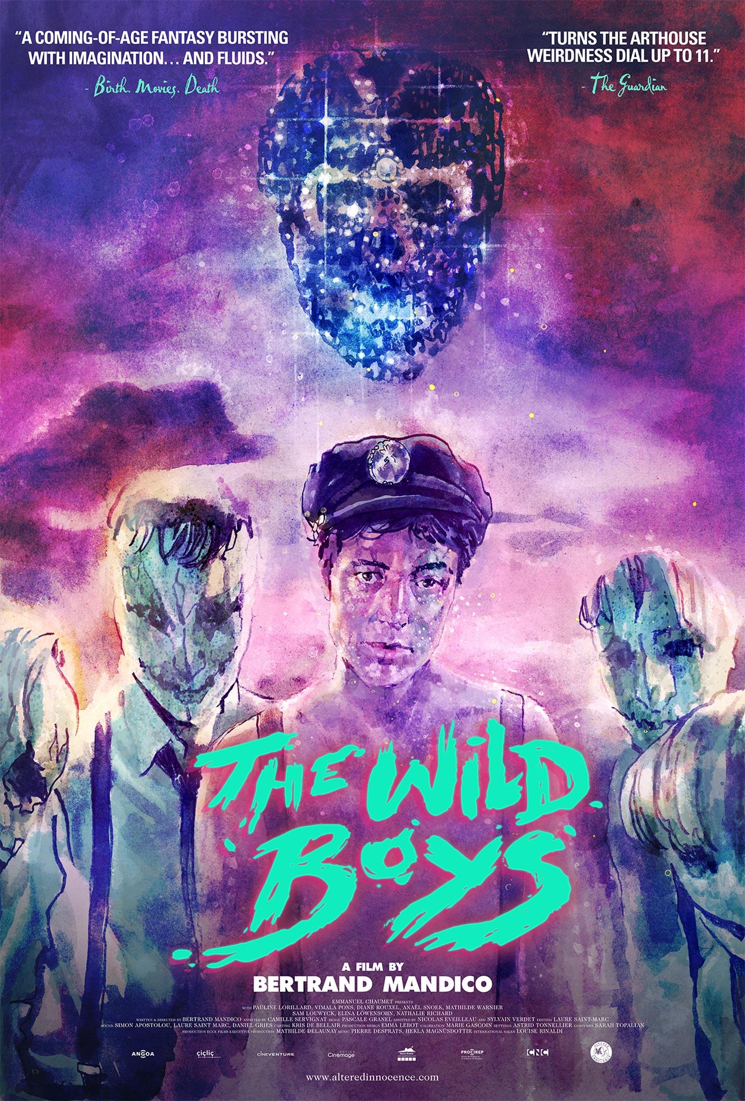 The Wild Boys Poster #1