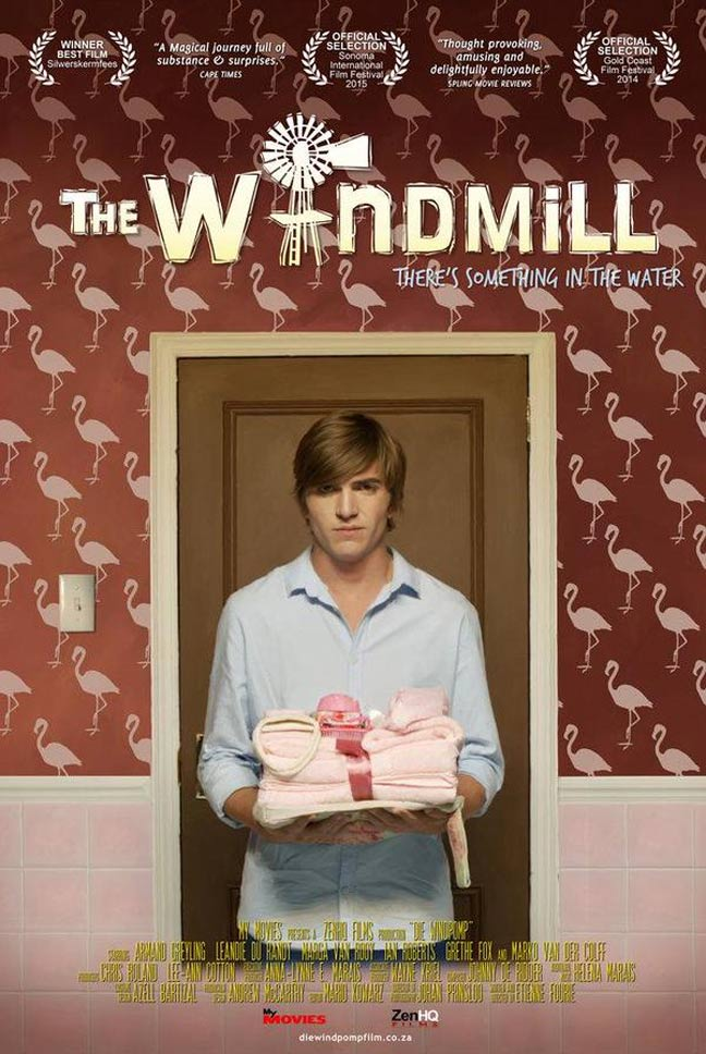 The Windmill Poster #1