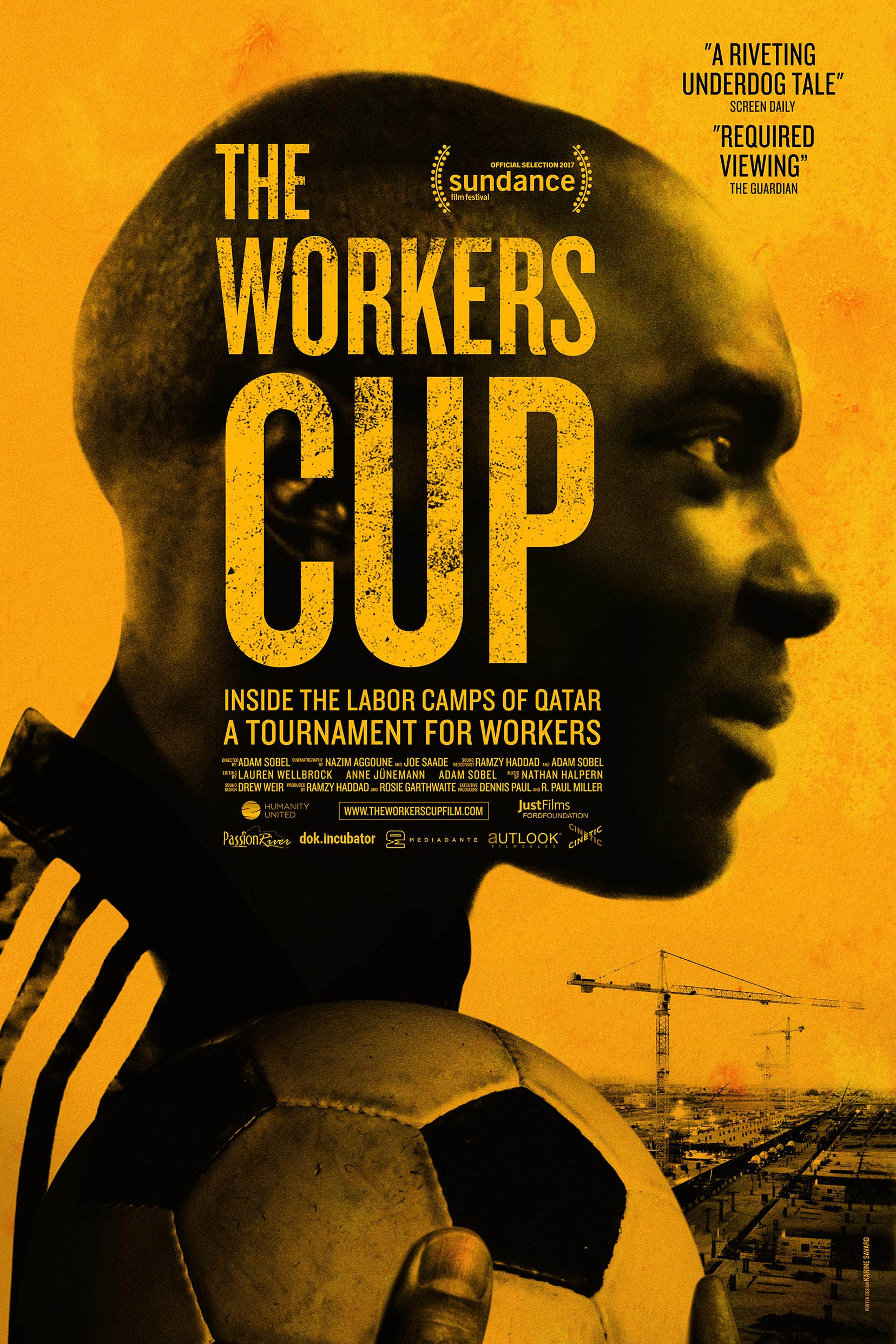 The Workers Cup Poster #1