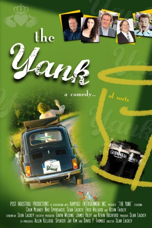 The Yank Poster #1