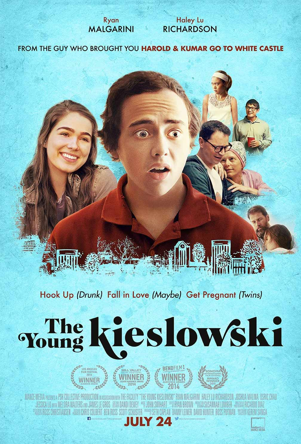 The Young Kieslowski Poster #1