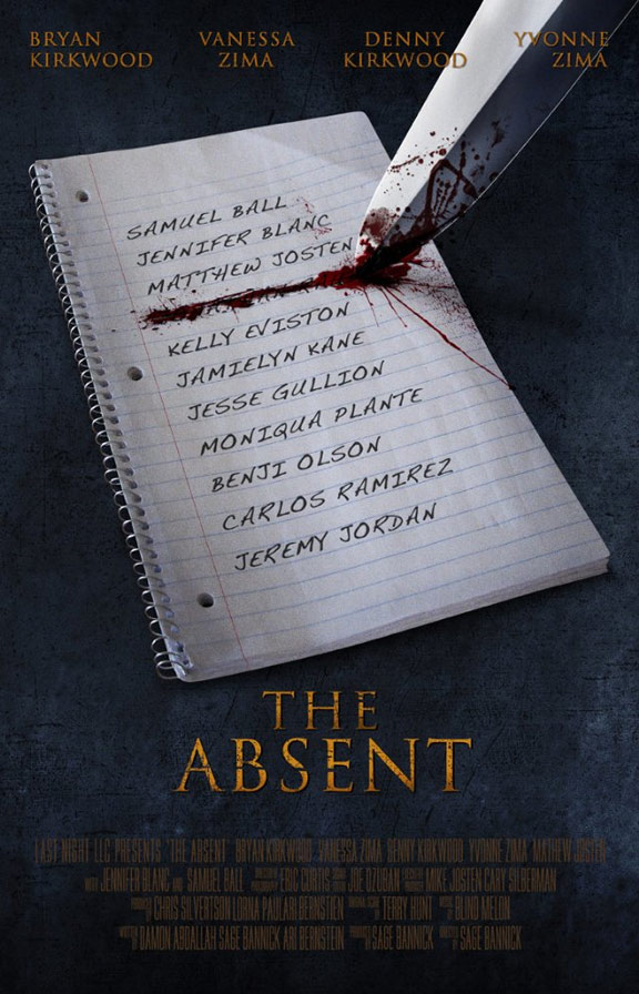 The Absent Poster #1