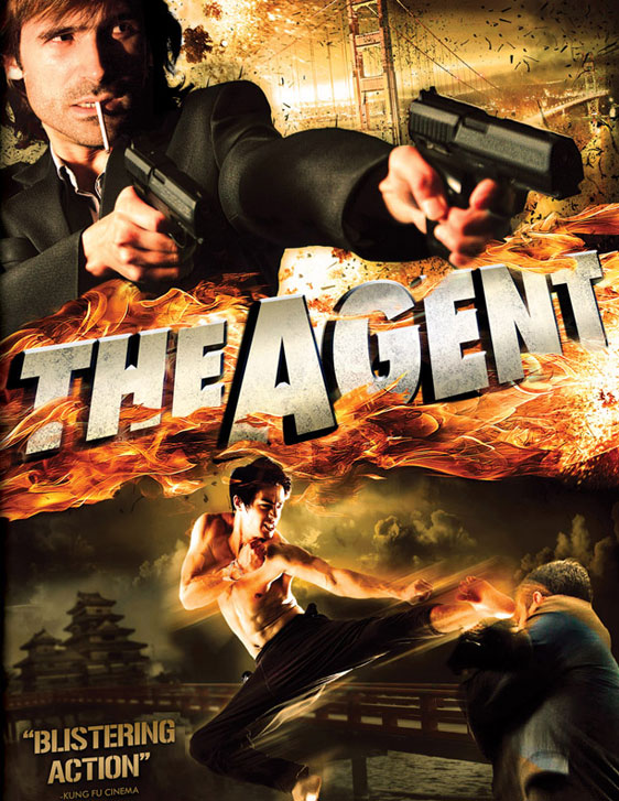 The Agent Poster #1