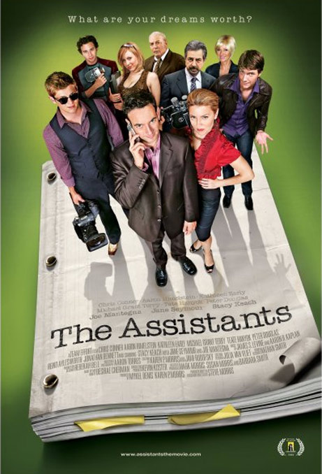 The Assistants Poster #1