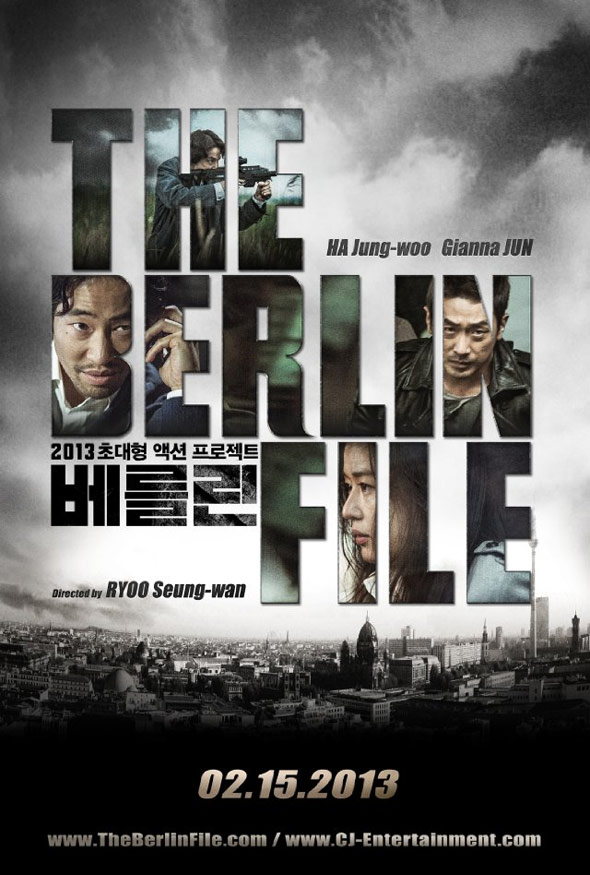 The Berlin File Poster #1