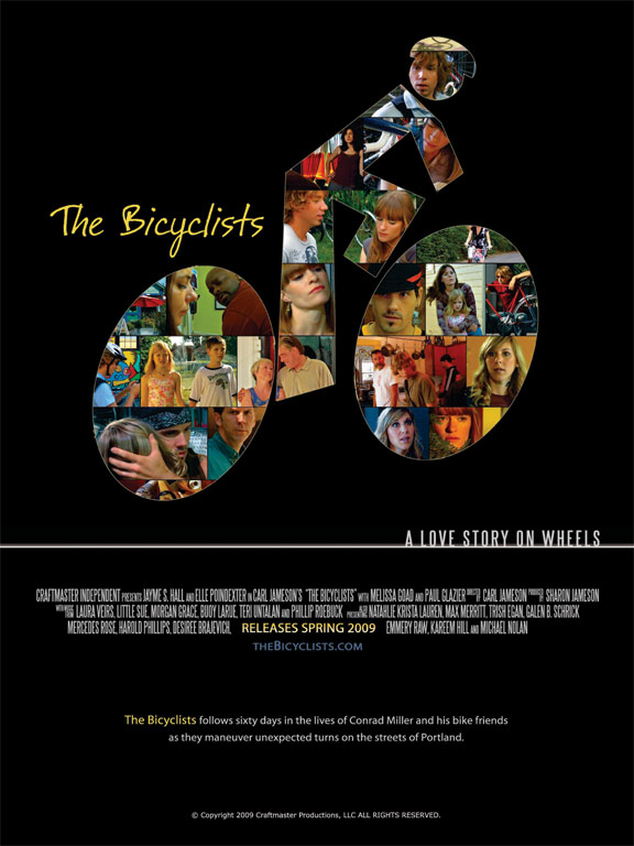 The Bicyclists Poster #1