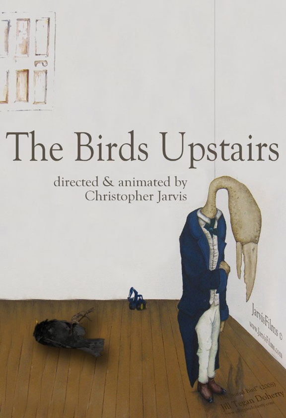 The Birds Upstairs Poster #1