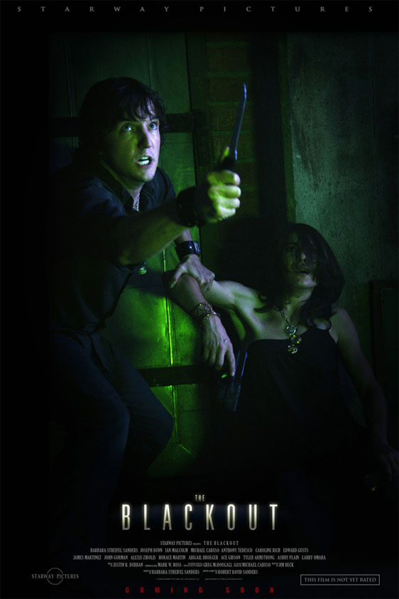 The Blackout Poster #4