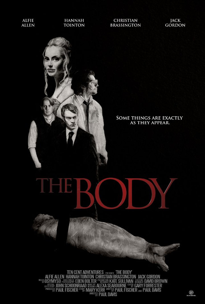 The Body Poster #1