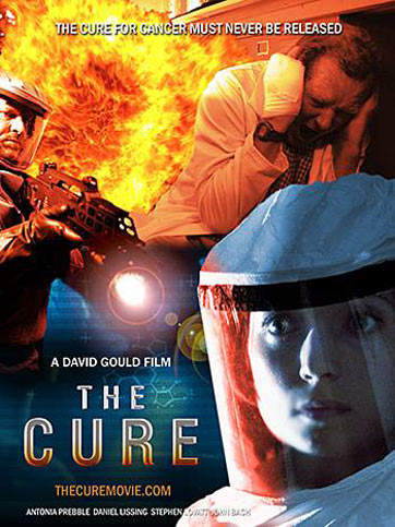 The Cure Poster #1