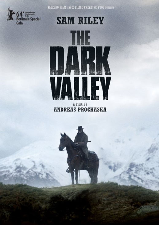 The Dark Valley Poster #1