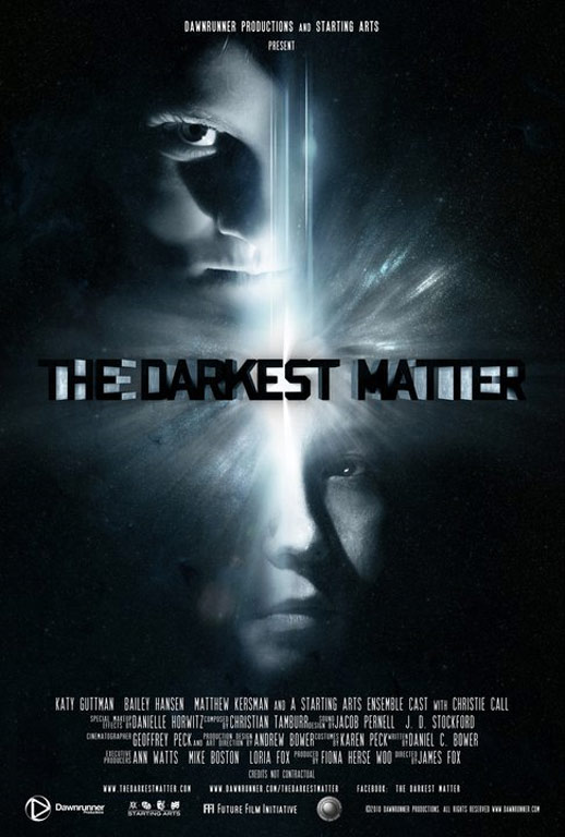 The Darkest Matter Poster #1