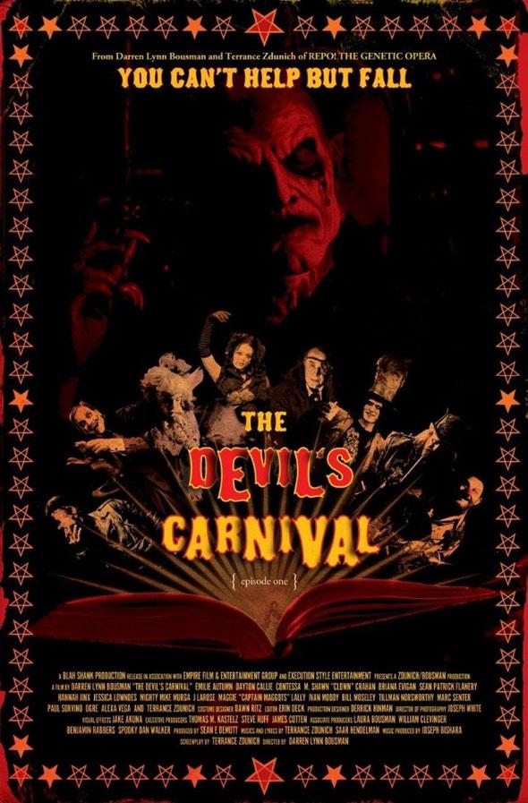 The Devil's Carnival Poster #1